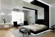 Modern and contemporary bedroom design ideas
